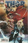 Thor 4 Cover A Nm 2020 1st Cameo Appearance Of The Black Winter [a5]