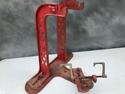 Vintage Bike Motorcycle Wheel Truing Stand Cast Iron