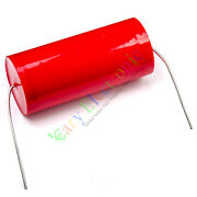 50pc Mkp 400v 15uf Long Copper Leads Axial Electrolytic Capacitor Audio Amp Part