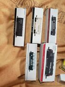 N Scale Southern Pacific By High Speed Metal Products, Set Of 5
