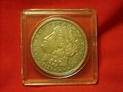 1921p Morgan Silver Dollar 90 Silver Fine Usa Nice Coin Last Year Of Issue
