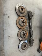 Brembo Brakes Calipers And Rotors And Pads Challenger Scatpack Charger