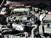 Automatic Transmission 4 Cylinder Without Turbo Fits 89-92 Probe 17027852