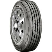 4 Tires Cooper Work Series Asa 225/70r19.5 Load G 14 Ply All Position Commercial
