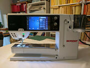 Bernina 880 Sewing And Embroidery Machine Complete In Original Boxes 2