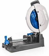 Evolution S380cps Heavy Duty 15 In Metal Cutting Chop Saw W/ 14 In Carbide Blade