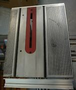 Shopsmith Mark V Model 520/pro Fence Worktable And Trunnion, Immaculate Shape