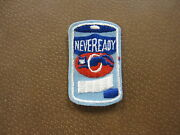 Wacky Packages Series Embroidered Cloth Patch Patches - Neveready