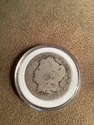 1892 One Dollar Coin. Bought At Estate Sale. Selling As Is.