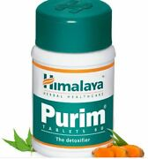 10 X Himalaya Purim 60 Tablets Free Shipping With Fast Delivery