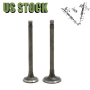 Engine Intake And Exhaust Valves Set Kit Replace For Honda Xr80 Crf80 Xr100 Crf100
