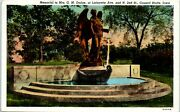 Lot Of 3 Ia Postcard Court House Lewis And Clark Dodge Memorial Council Bluffs