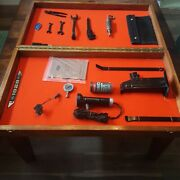 Vintage Model A Ford Tool Kit In Display Case 28-31