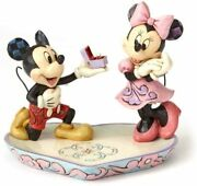 Enesco Enesco Disney Figure Proposal Mickey Mouse And Minnie Mouse