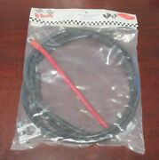 1970-71 Mustang V8 New Show Quality Battery Cable Set