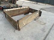 1939-1947 Dodge/plymouth Truck Short Bed Box
