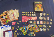 Vintage 1987 Games Workshop Dungeonquest Board Game Dungeon Quest Not Complete