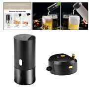 Compact Beer Foam Machine Use With Special Purpose Beer Foam Maker Gift