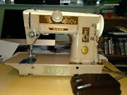 Singer 401a Slant-o-matic/zigzag Sewing Machine Vintage Foot Pedal