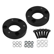Black Front Leveling Lift Kit Compatible With Ford F150 4td 2td 04-2019