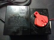 Lionel Hobby Transformer Model 4660 Ho And N Scale Train Control Power Supply W9