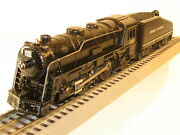 Marx 999 Die Cast Steam Loco And Union Pacific Slope Back Tender Runs Needs Work