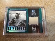 2003 Sp Legendary Cuts Christy Mathewson Game Used Pants Jersey Card Relic Hof