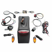 Tusk Motorcycle Enduro Lighting Kit With Taillight For Ktm 300 Xc-w Six Days