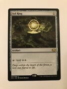 1x Sol Ring - Nm - Commander Collection Green - Rare Mtg - Magic The Gathering