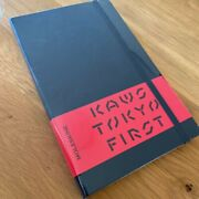 Kaws Tokyo First Kaws Exhibition Moleskine Notebook Event Only Japan