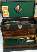 H. Gerstner And Sons Tool Box Machinist Tool Box Antique/vintage/pre-owned