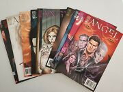 Idw Josh Whedon Angel Comic Books, Issues 1-5, Vg To Ex Condition