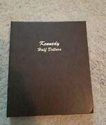 Dansco 7166 Kennedy Half Dollars 1964 To 2017 5 Pages