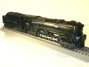 Lionel 2020 Steam Turbine 6-8-6 Smoke Lamp And 2466wx Whistling Tender 1946