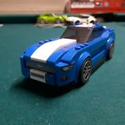 Lego 75871 Speed Champions Ford Mustang Gt Complete Car Only
