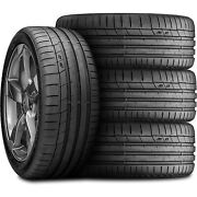 4 Tires Continental Extremecontact Sport 235/40zr18 95y Xl High Performance