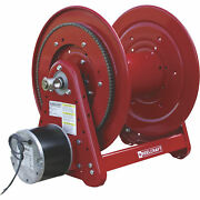 Reelcraft 3/4in. X 100ft Heavy-duty 12 Volt Dc Motor Driven Hose Reel- No Hose