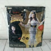 Disguise Clive Barkerand039s Dark Bazaar The Web Woman Costume Small Size Halloween