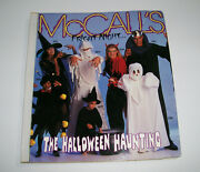 Mccalls Sewing Pattern Vintage Store Counter Display Catalog Halloween Christmas