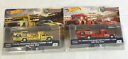 Hot Wheels Team Transport Snake And Mongoose Funny Cars Hard To Find