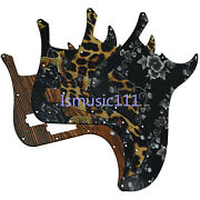 Pickguard 13hole Scratch Plate For American/mexico Fender Standard P Bass Parts