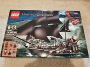 New Sealed Lego 4184 - Pirates Of The Caribbean The Black Pearl