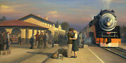 William Phillips Iand039ll Hold You In My Dreams Canvas Giclee 48x24