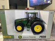 1/16th Scale John Deere 7920 Tractor 4wd Duals Collector Edition