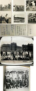 1950s Taiwan China Chinese Photo Album College Politicians Girl W Rifle