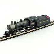 Model Power 876101 N Southern Railway 2-6-0 Mogul With Sound And Dcc