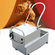 55l Electric Oil Filter Cart Commercial Restaurant Fast Food 550w