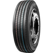 4 Tires Linglong F820 255/70r22.5 Load H 16 Ply All Position Commercial