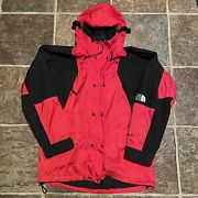Vintage 90andrsquos Gore-tex Red Mountain Jacket Large