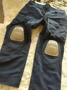 Crye Precision G3 Combat Pants Lac Navy Blue 32 Short Preowned Genuine Us Seller